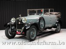 Delage DI Transformable 11CV 4Cyl '26