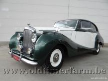 Bentley MK 6 James Young '50