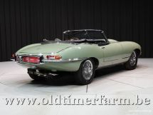 Jaguar E-type Roadster S 1.5 OTS