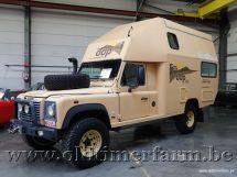Land Rover Defender 130 mobilhome 2002