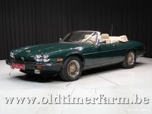 Jaguar XJS V12 Convertible '90