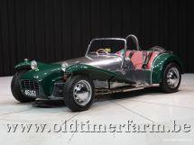 Lotus  Seven S2 '61