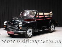 Morris Minor  1000 Cabriolet '67