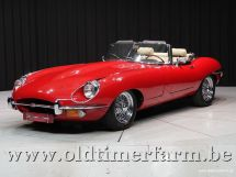 Jaguar E-Type Serie 2 4.2 '68