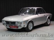 Lancia Fulvia Silver Coupé  '74