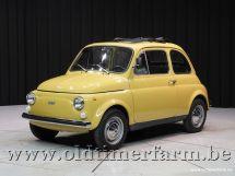 Fiat 500 F '74