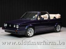 Volkswagen Golf 1 Cabriolet '91
