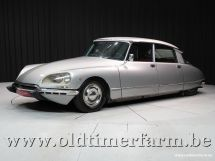 Citroën DS 23ie Pallas Airco '74