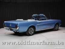 Ford Mustang Cabriolet 6-Cil