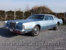 Lincoln Continental Mark IV '73