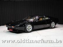 Ferrari  308 GTBi Black '81