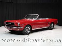Ford  Mustang Convertible '66