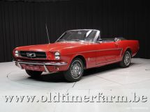 Ford Mustang Convertible 6-Cil '65