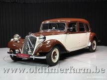 Citroën Traction Avant Familiale 11 '51