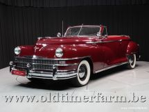 Chrysler New Yorker Convertible '49