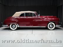 Chrysler New Yorker Convertible '49 (1949)