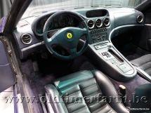 Ferrari 550 Maranello '97 Blue de France (1997)