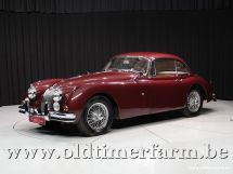 Jaguar  XK 150 FHC Red '60