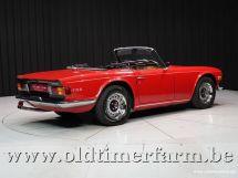 Triumph TR6  '70 (1970)