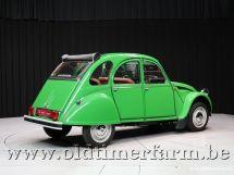 Citroën 2CV Club Vert Bambou