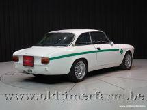 Alfa Romeo Guilia Sprint GT 1600 Veloce