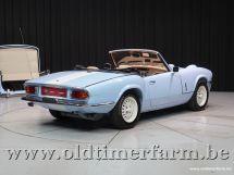 Triumph Spitfire blue 1500