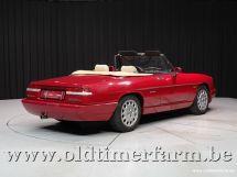 Alfa Romeo Spider 4 2.0 Red