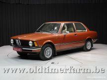 BMW 318 Topasbraun '78