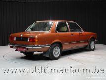 BMW 318 Topasbraun