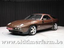 Porsche 928S Brown '85