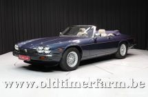 Jaguar XJS V12 Convertible '89