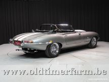 Jaguar E-Type Series 1 4.2 2+2 Cabrio conversion '66 (1966)