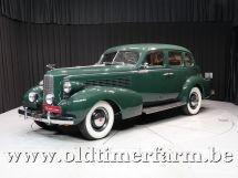 Cadillac La Salle Series 50 V8 Green '37
