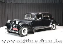 Citroën Traction 11BN '56