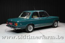 BMW  2002 Factory Sunroof