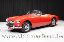 MG A 1500 Roadster '58