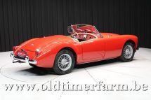 MG A 1500 Roadster '58 (1958)