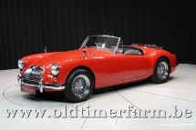 MG A 1500 Roadster '56