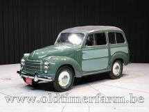 Fiat 500C '55