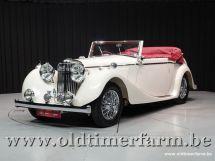 Jaguar 2 ½ Litre Drophead Coupe '38
