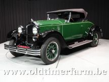 Willys-Knight 66A '28 (1928)