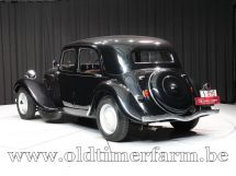 Citroën Traction Avant 'Light fifteen' '47 (1947)
