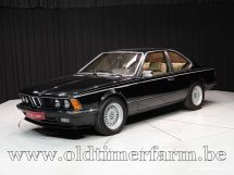 BMW  635 CSI '84