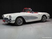 Corvette C1 Cabriolet '58
