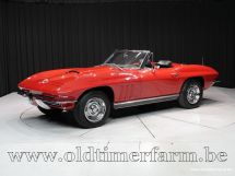 Corvette C2 Sting Ray Cabriolet '66