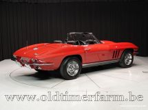Corvette C2 Sting Ray Cabriolet '66 (1966)