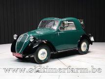 Fiat 500A Topolino '38