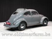 Volkswagen Kever Ovaal Ragtop '55 (1955)