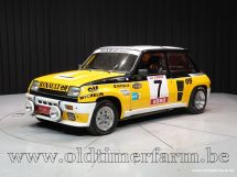 Renault R5 Alpine Turbo Maxi look '83