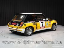 Renault R5 Alpine Turbo Maxi look '83 (1983)